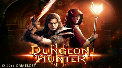 Download Game Android Gratis Dungeon Hunter 2 apk + data