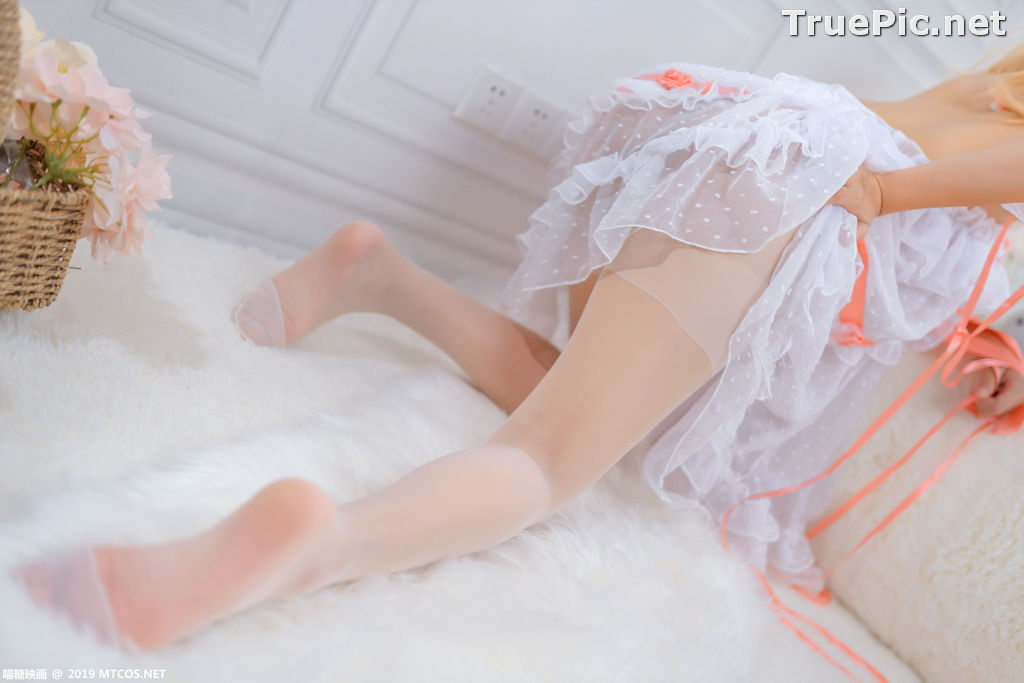 Image [MTCos] 喵糖映画 Vol.028 – Chinese Cute Model – Lovely Cat Girl - TruePic.net - Picture-8