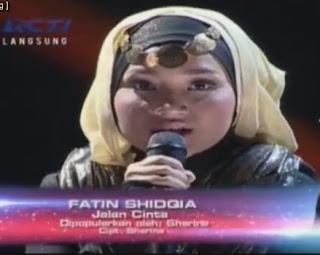 Video Fatin Shidqia