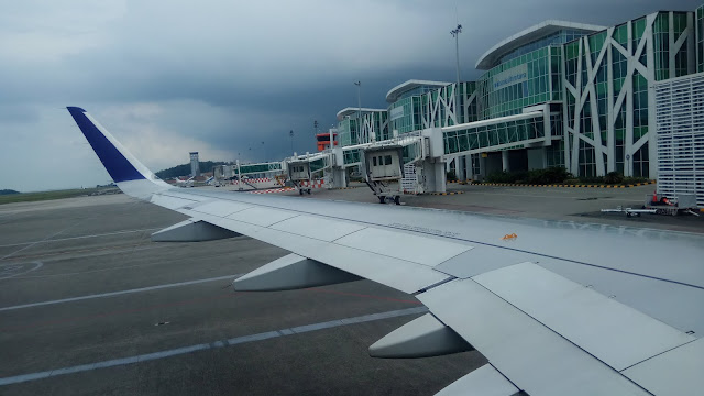 Bandara Sultan Aji Muhammad Sulaiman Sepinggan