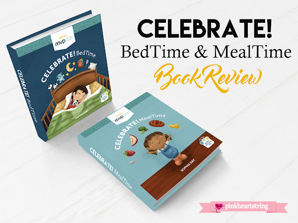 Celebrate! Bed Time And Meal Time Book Review: How Kids Can Learn From Daily Routines