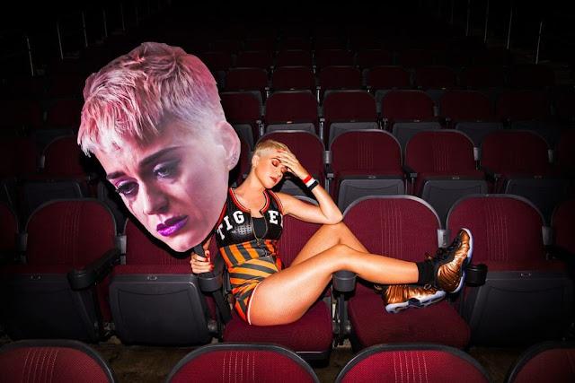 Katy Perry en serios problemas