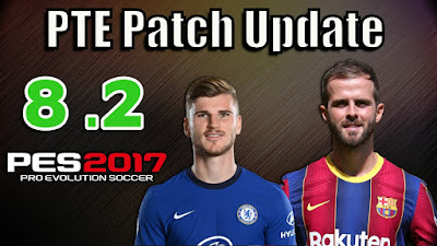 PES 2017 PTE Patch 2017 Unofficial DEL CHOC Season 2020/2021