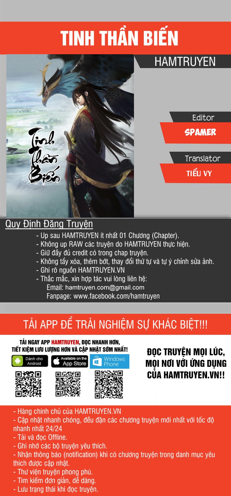 Tinh Thần Biến Chapter 453 - Upload bởi truyensieuhay.com