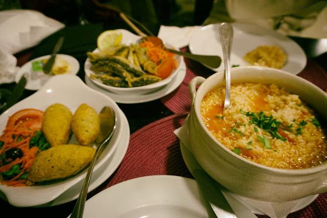 庶民的なポルトガル料理