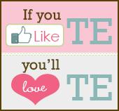 TE Like/Love badge