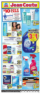 Jean Coutu weekly flyer December 8 - 14,2017