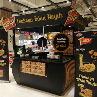Portofolio | Spesial Booth Mie Sedap - Wings Group