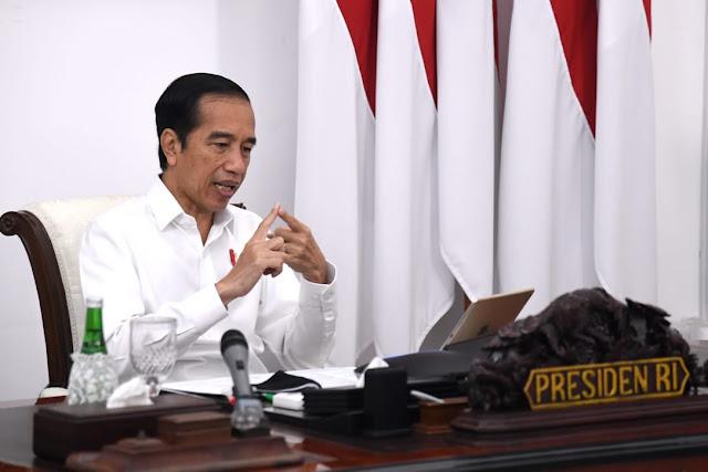 Jokowi Sebut Covid-19 akan Berakhir Setelah 180 Juta Orang Divaksin