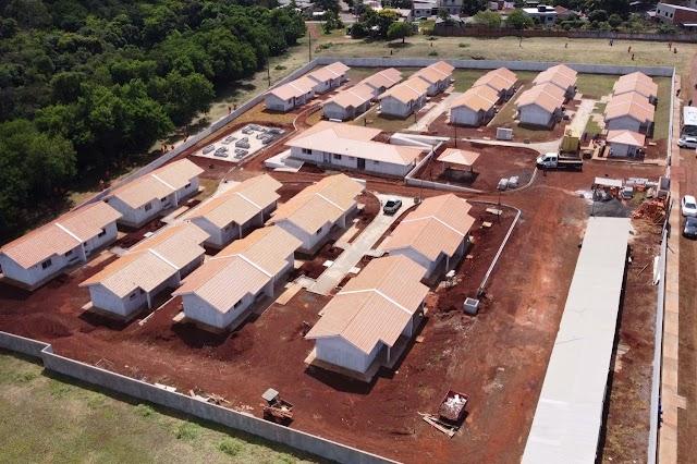 Fozhabita auxilia Cohapar nas inscrições para Condomínio do Idoso de Foz do Iguaçu