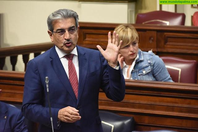Canarias pedirá al CdR que respalde sus intereses ante la negociación del Presupuesto comunitario