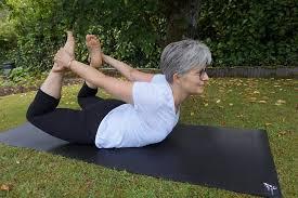 Arch Yoga position