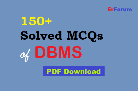 dbms-mcq-solved-pdf