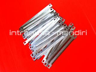 pisau perforasi, pisau zig zag, pisau kemasan renteng, pisau industri intranusa mandiri 155