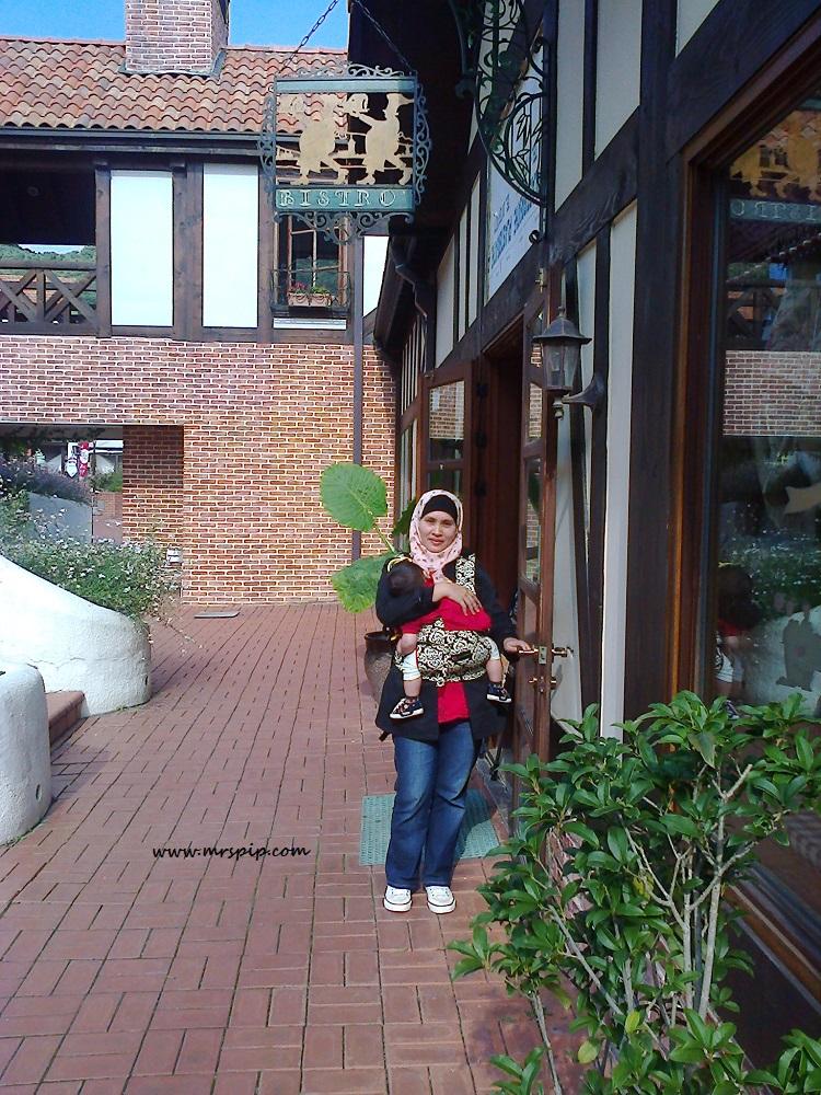 jalan jalan honeymoon korea ke petite france