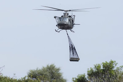 Esercito campagna lanci missili Stinger
