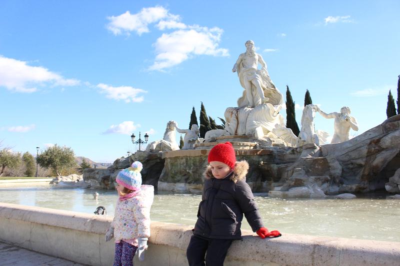 Fontana Parque Europa