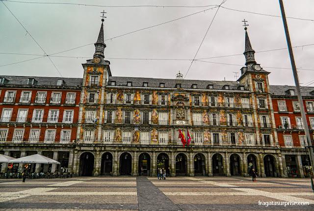 Viajar sozinha para Madri, Espanha