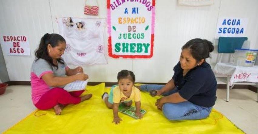 CUNA MÁS: Programa social atendió a más de 600 mil niños desde el 2012 - www.cunamas.gob.pe