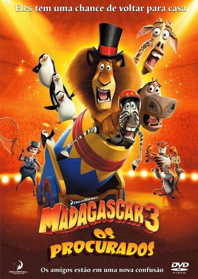 Madagascar 3: Os Procurados