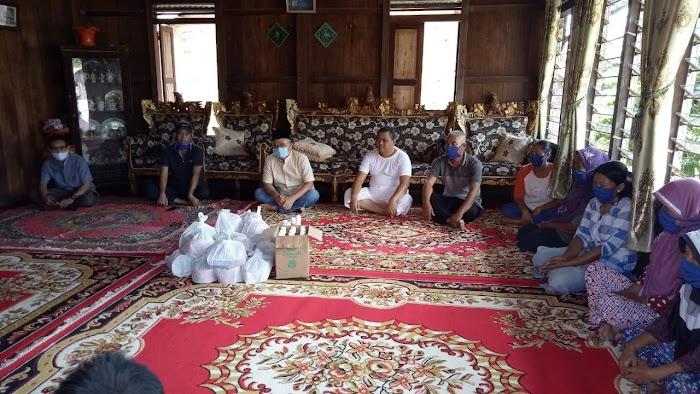 Ketua Komisi I DPRD Lampung Yozi Rizal Serap Aspirasi Masyarakat Lampung Utara Soal Bantuan Pemerintah