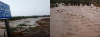 Chove em todo Curimataú e Seridó paraibano neste sábado (12)