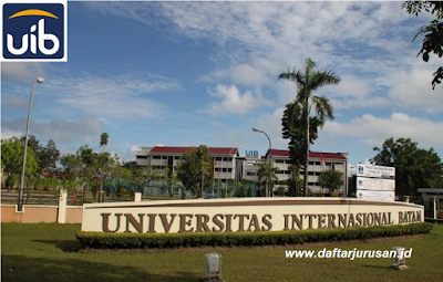 Daftar Fakultas dan Program Studi UIB Universitas Internasional Batam