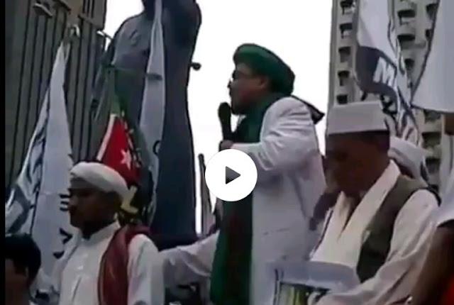 [Video] Habib Rizieq Sebut PBB Anjing dan perserikatan Bangsat-Bangsat