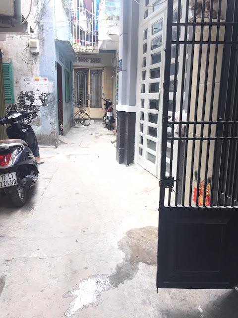 Bán nhà đường Âu Cơ phường Phú Trung quận Tân Phú giá rẻ