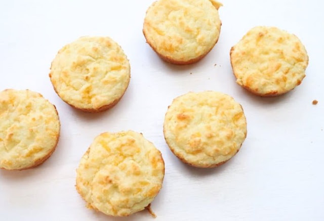 Low Carb Biscuits (Keto Friendly) #lowcarb #breakfast