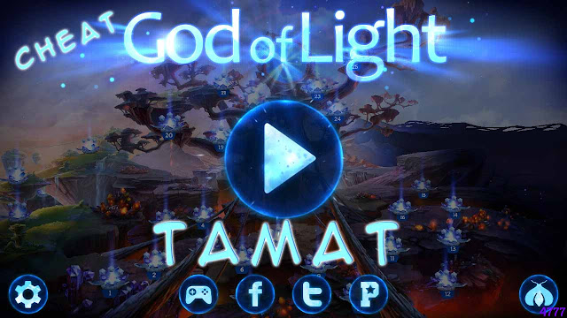 Cheat God of Light TAMAT