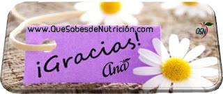 QSN: Alimentación y Cambio