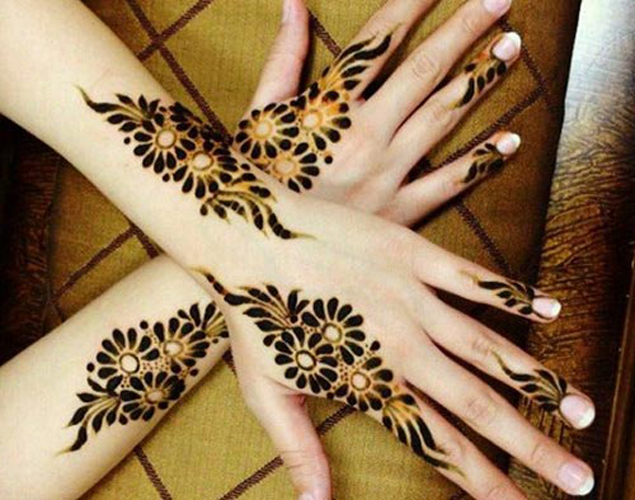 Mehndi Designs Hands