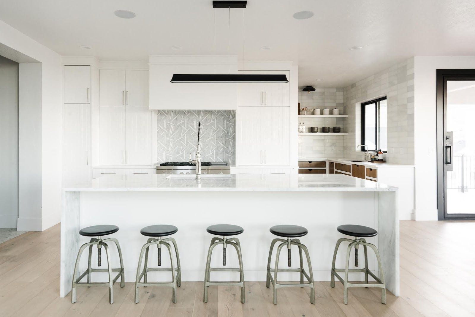 Kitchen Design, Modern Kitchen, White Kitchen