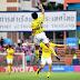 Ex-Flamengo e Santos, Diogo marca dois, mas Buriram apenas empata no Campeonato Tailandês