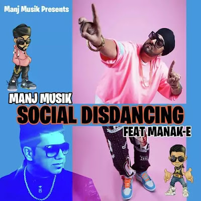Social Disdancing Lyrics