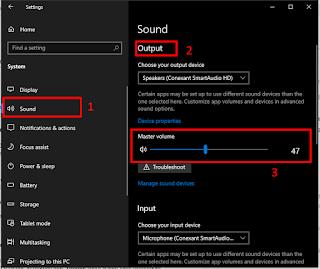 Cara Memperbesar Volume Laptop Dengan Keyboard