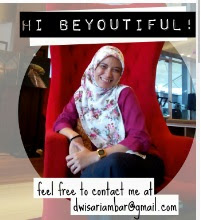 Dwi Sari, Kisekii.com. BeYoutiful. Lovembre.com, Words Of Mine