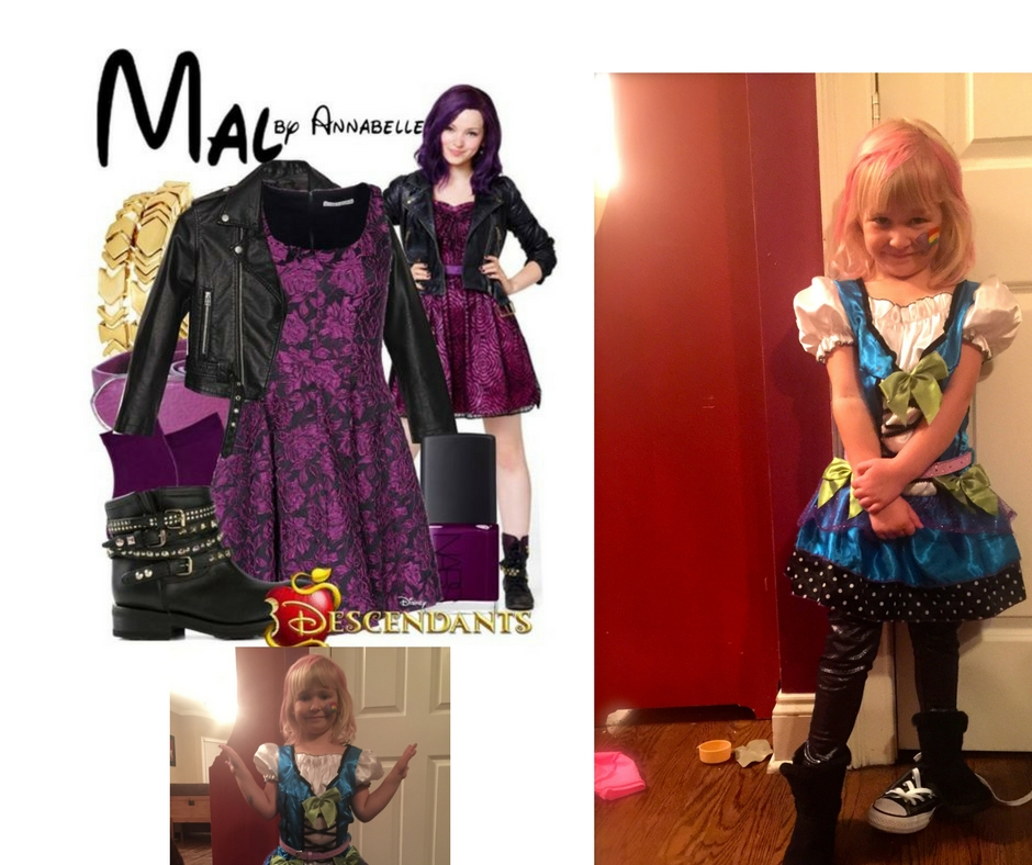 Tacy williams beck november 2017 lets start with madeleine and annabel my two youngest girls because thats the easiest to explain madeleine wanted to be mal from descendants with a solutioingenieria Gallery