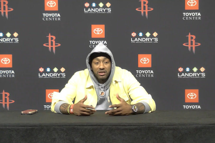 "John Walls Says Things Are ""Rocky"" With James Harden"