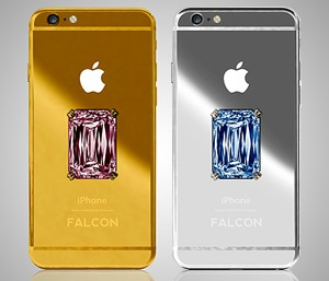 FALCON SUPERNOVA PINK DIAMOND IPHONE 6S PLUS