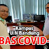 Klinik Pratama Pastikan Kampus UIN Bandung Terbebas dari Covid-19