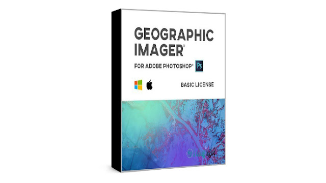 Avenza Geographic Imager for Photoshop Free