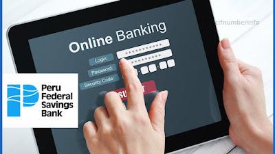 Peru Federal Savings Bank online banking