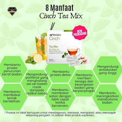 Manfaat Cinch Tea