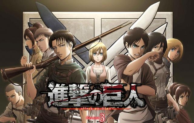 Rekomendasi 5 Anime Spring 2019! Kalian Wajib LIhat!