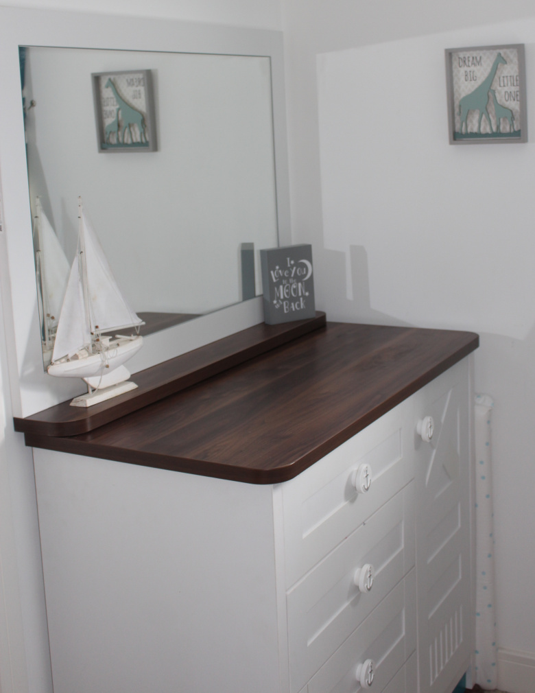 Babios 5 drawer dresser review