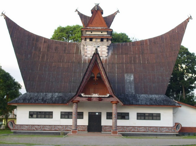 Inilah Rumah Adat Pakpak Sumatera Utara Batak Network
