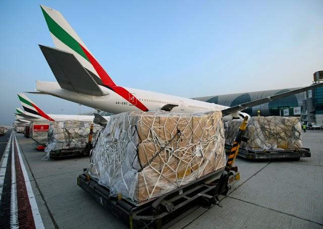 UAE sends relief assistance to Burkina Faso