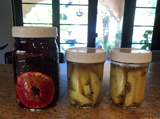 Pickled beet post coming soon!